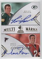 Brian Brohm, Matt Ryan, Green Bay Packers /99