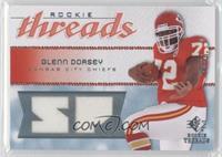 Glenn Dorsey #/25