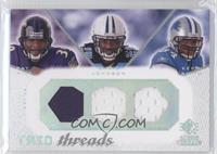Ray Rice, Chris Johnson, Kevin Smith #/45