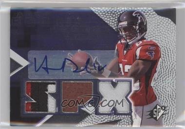 2008 SPx - [Base] - Rookies Gold #156 - Harry Douglas