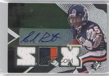 2008 SPx - [Base] - Rookies Green #154 - Earl Bennett /199