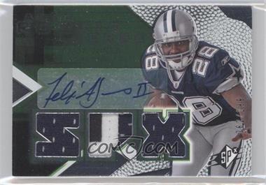 2008 SPx - [Base] - Rookies Green #159 - Felix Jones /199