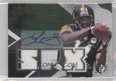 2008 SPx - [Base] - Rookies Green #167 - Limas Sweed /199