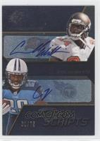 Cadillac Williams, Chris Johnson /75