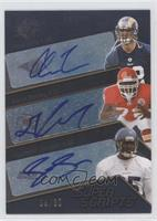 Aaron Schobel, Chris Long, Glenn Dorsey, Lawrence Jackson #/20