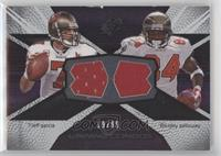 Jeff Garcia, Joey Galloway #/99