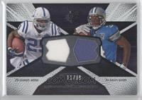 Joseph Addai, Kevin Smith /99