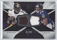 Willie Parker, Ray Rice #/99