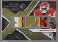 Larry Johnson [Noted] #/15