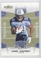Rookie - Chris Johnson