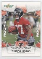 Rookie - Thomas Brown