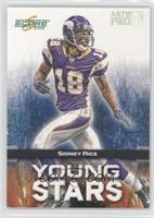 Sidney Rice #/32