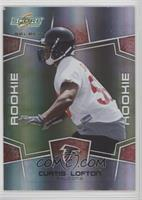 Curtis Lofton [Noted] #/999