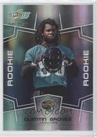 Quentin Groves #/999