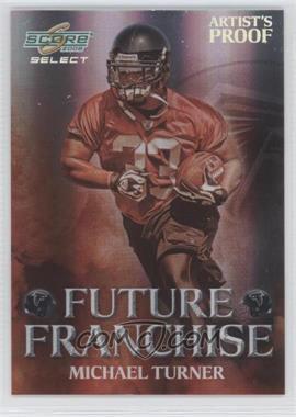 2008 Score Select - Future Franchise - Artist's Proof #FF-14 - Michael Turner /32