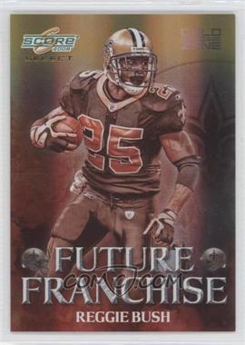 2008 Score Select - Future Franchise - Gold Zone #FF-17 - Reggie Bush /50