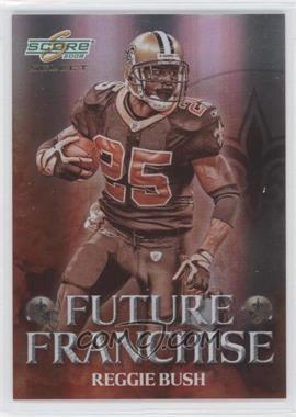 2008 Score Select - Future Franchise #FF-17 - Reggie Bush /999