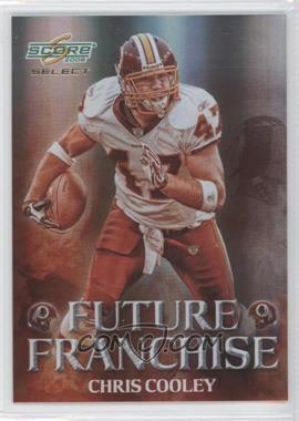 2008 Score Select - Future Franchise #FF-18 - Chris Cooley /999