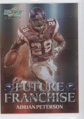 2008 Score Select - Future Franchise #FF-4 - Adrian Peterson /999