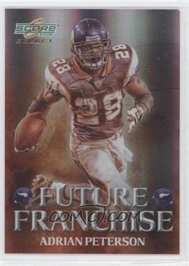 2008 Score Select - Future Franchise #FF-4 - Adrian Peterson /999