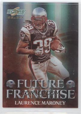 2008 Score Select - Future Franchise #FF-9 - Laurence Maroney /999