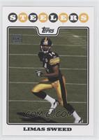 Limas Sweed (Uncorrected Error: Should be #365, Justin Forsett Wrong Back)