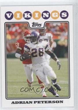 2008 Topps - [Base] #65 - Adrian Peterson