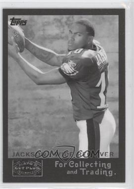 2008 Topps - Mayo's Cut Plug Retro Rookies - Black & White #13 - DeSean Jackson
