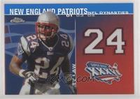 Ty Law #/50