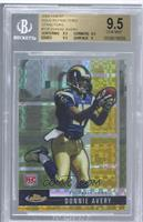 Donnie Avery /1 [BGS 9.5]