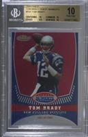 Tom Brady [BGS10PRISTINE] #/629