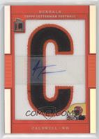 Andre Caldwell #/19