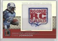 Chris Johnson #5/10
