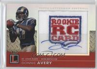 Donnie Avery /10
