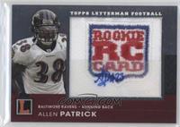 Allen Patrick /79