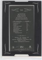 Ronnie Brown /1