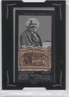 2008 Topps Mayo - Mini Century Series Framed Relics - [Memorabilia] #CSR-N/A - Frederick Douglass