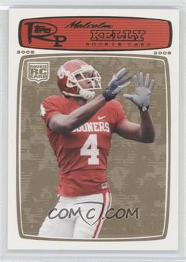 2008 Topps Rookie Progression - [Base] - Gold #193 - Malcolm Kelly /389