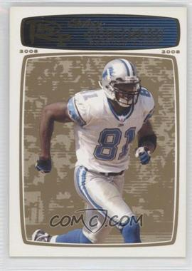 2008 Topps Rookie Progression - [Base] - Gold #95 - Calvin Johnson /199