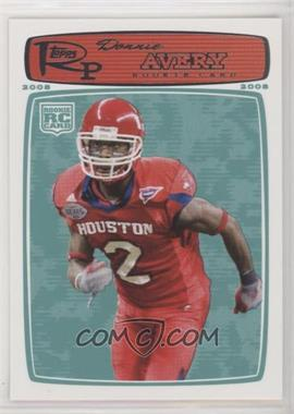 2008 Topps Rookie Progression - [Base] #214 - Donnie Avery