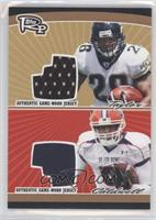 Fred Taylor, Andre Caldwell #/99