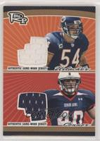 Brian Urlacher, Dan Connor #/99