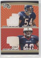 Brian Urlacher, Dan Connor /25
