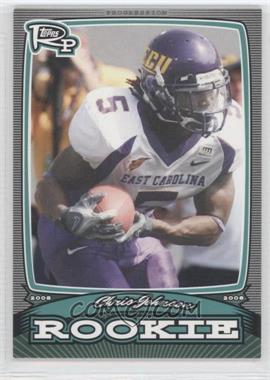 2008 Topps Rookie Progression - Rookies #PR-CJ - Chris Johnson