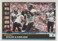 David Garrard #/50