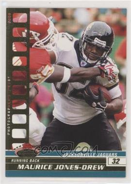 2008 Topps Stadium Club - [Base] - Photographer's Proof Gold #73 - Maurice Jones-Drew /50 [EX to NM]