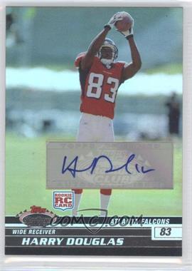 2008 Topps Stadium Club - [Base] - Rookie Autographs Foilboard [Autographed] #159 - Harry Douglas /50