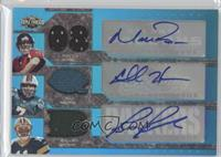 Matt Ryan, Chad Henne, Brian Brohm #/2