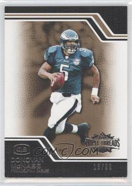 2008 Topps Triple Threads - [Base] - Gold #13 - Donovan McNabb /99