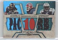Marshawn Lynch, Steven Jackson /3
